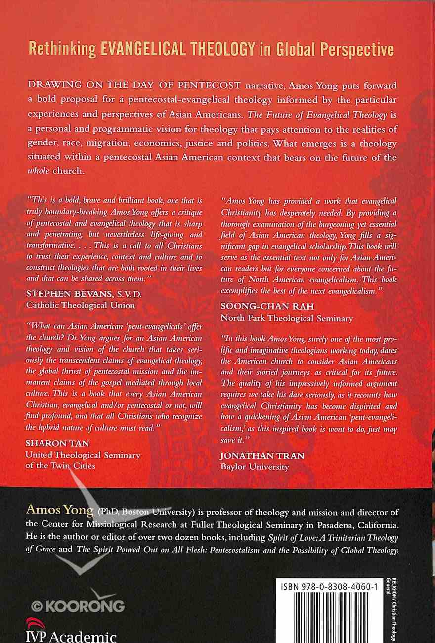 The Future of Evangelical Theology Paperback