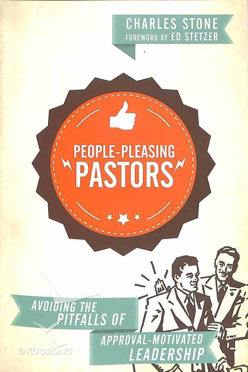 People-Pleasing Pastors Paperback