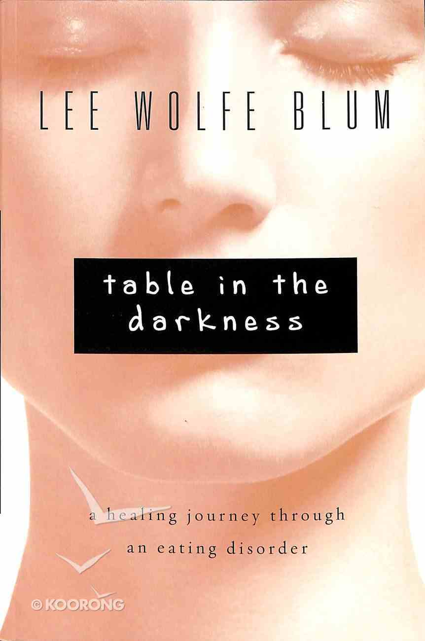 Table in the Darkness Paperback