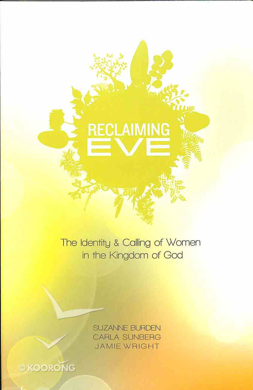Reclaiming Eve Paperback