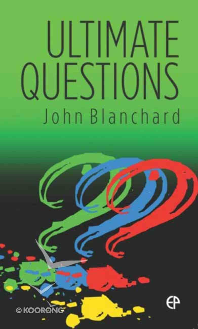 Ultimate Questions (Nkjv) Booklet