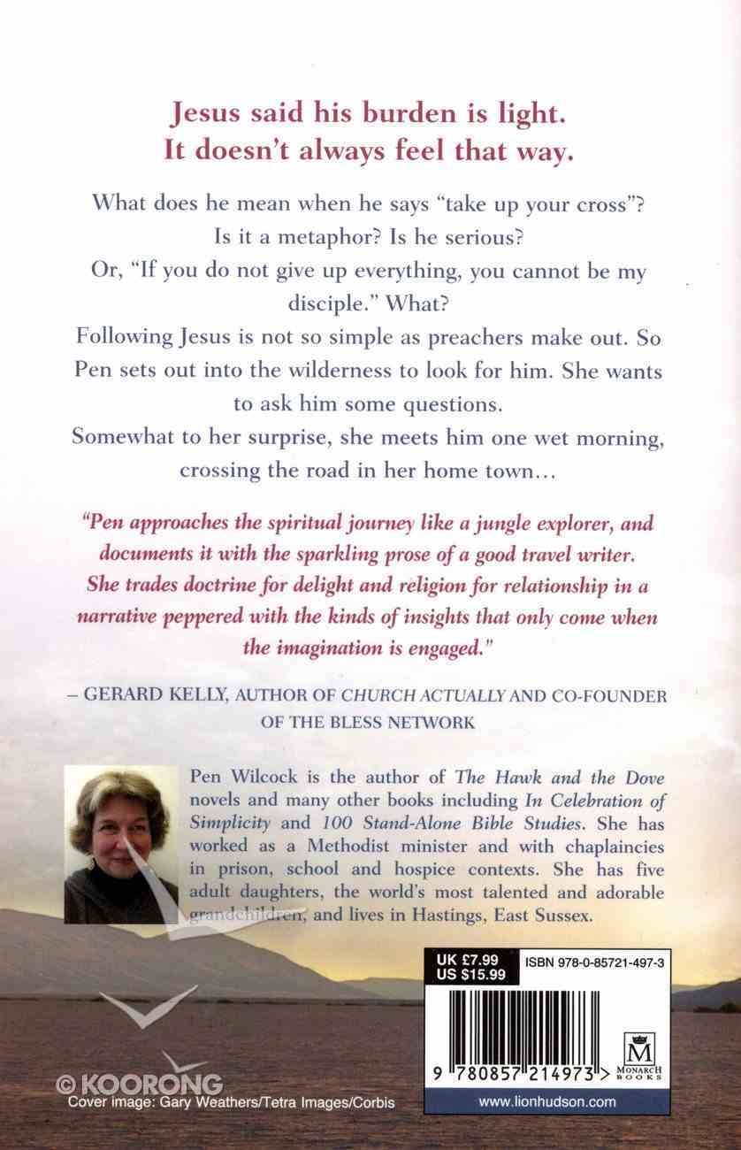 The Wilderness Within You: A Lenten Journey With Jesus, Deep in Conversation Paperback