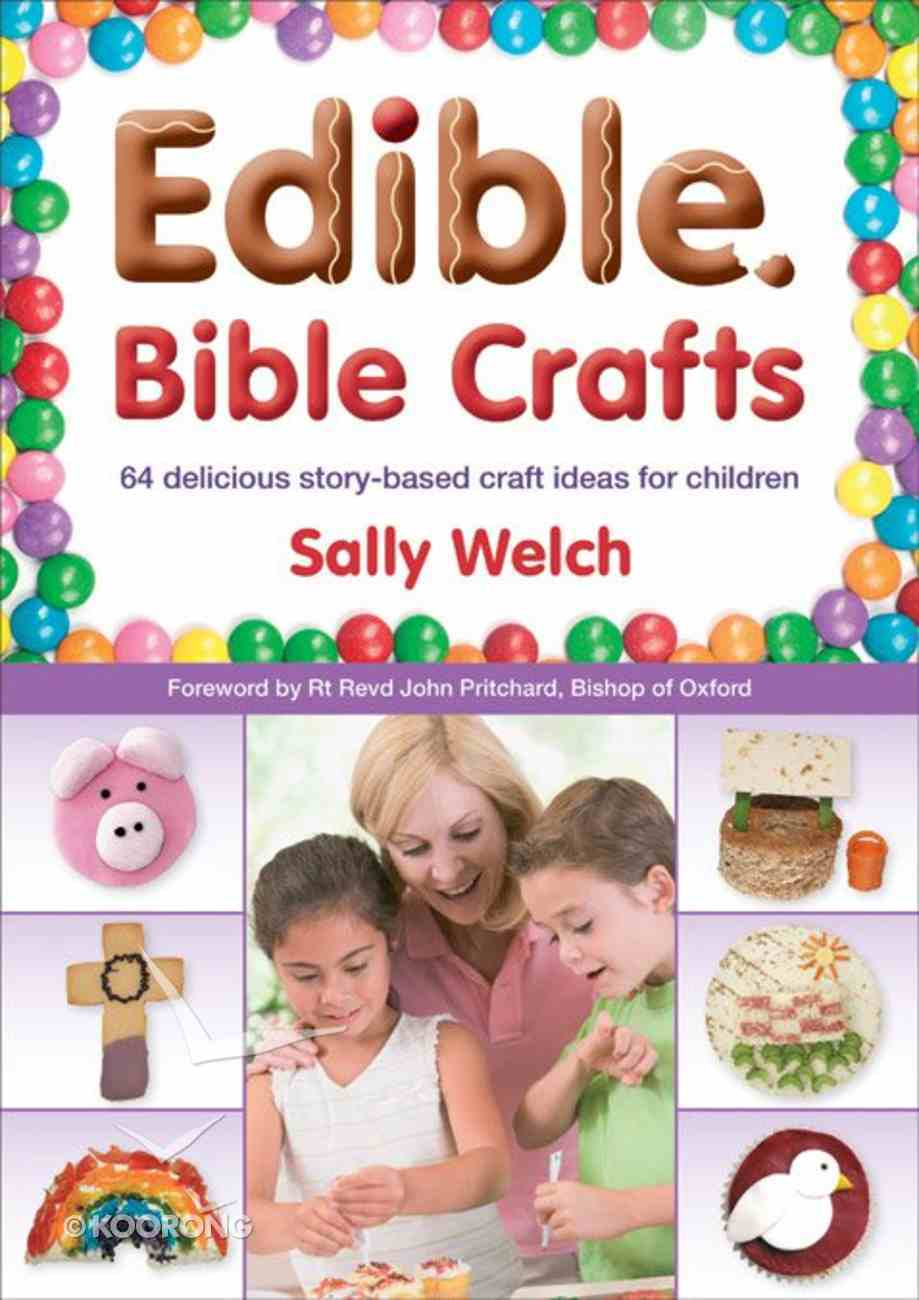 Edible Bible Crafts PB Large Format