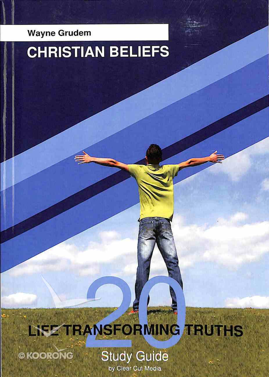 Christian Beliefs Study Guide (2nd Edition) Paperback