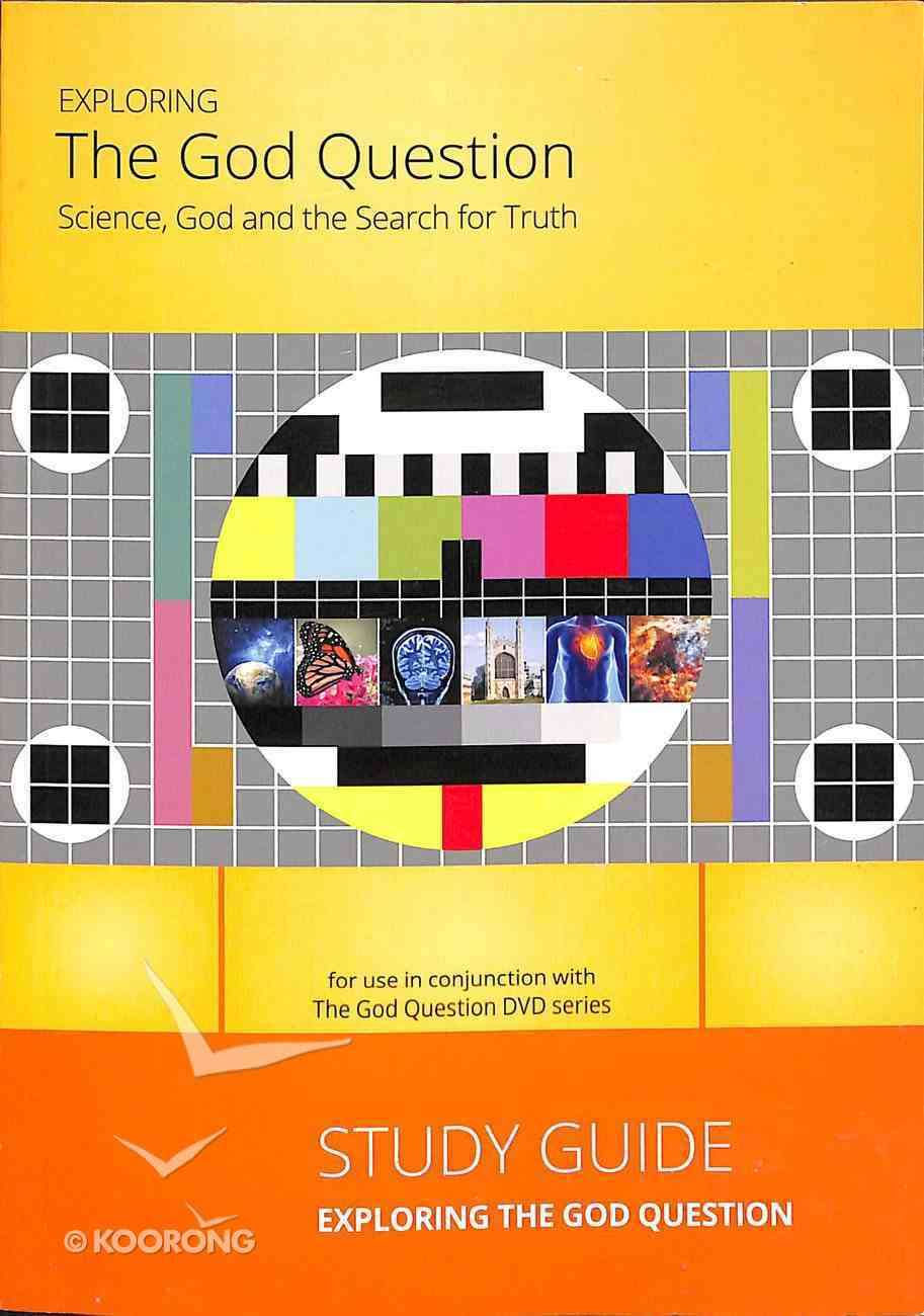 Exploring the God Question (Study Guide) Paperback