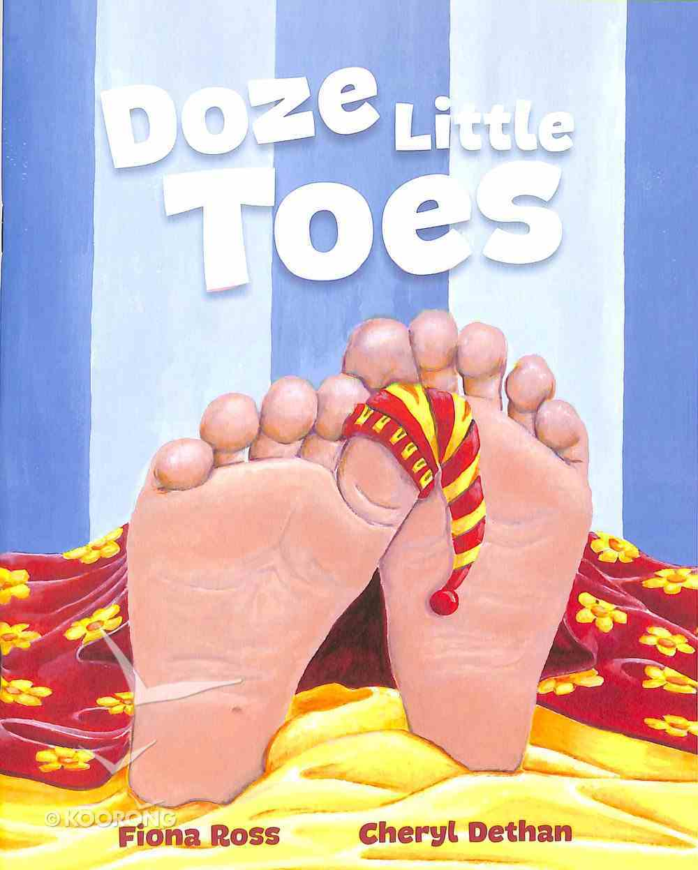 Doze Little Toes Hardback