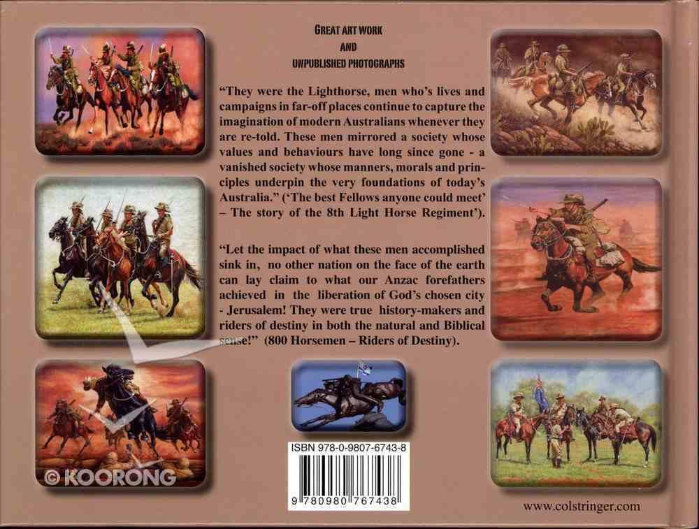 The Spirit of the Light Horse Hardback