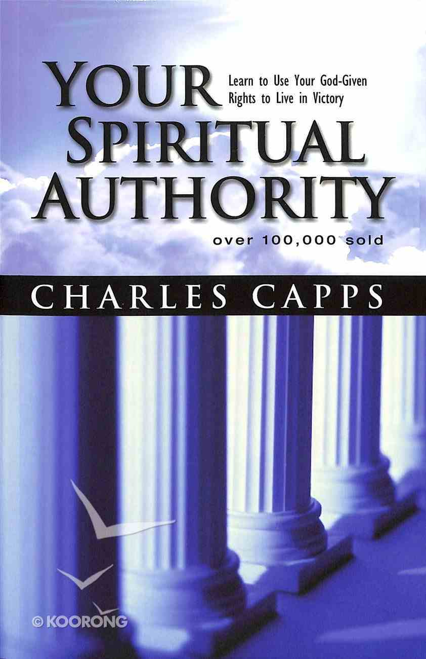 Your Spiritual Authority Paperback