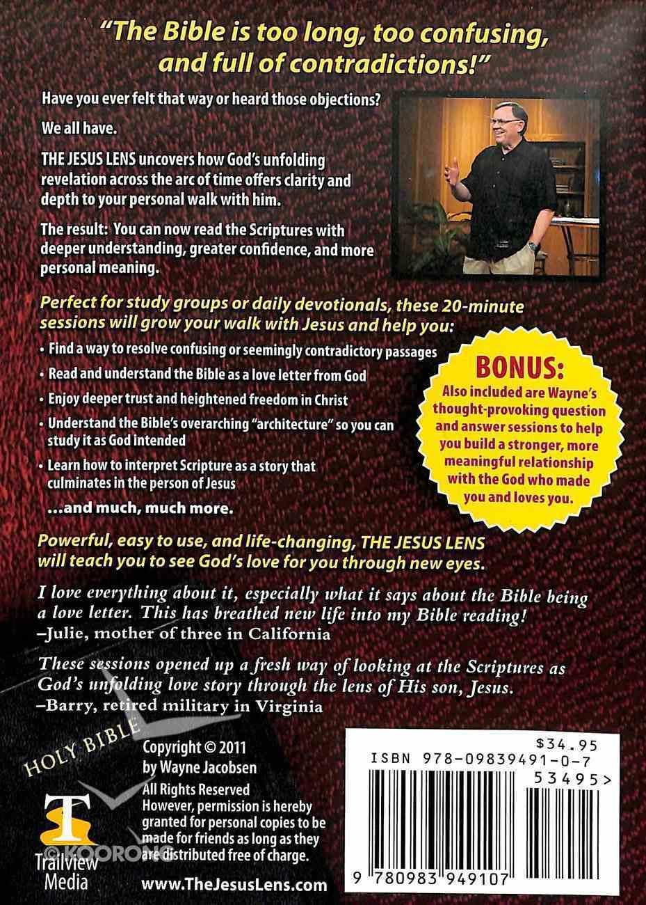 The Jesus Lens (3 Dvd Set) DVD