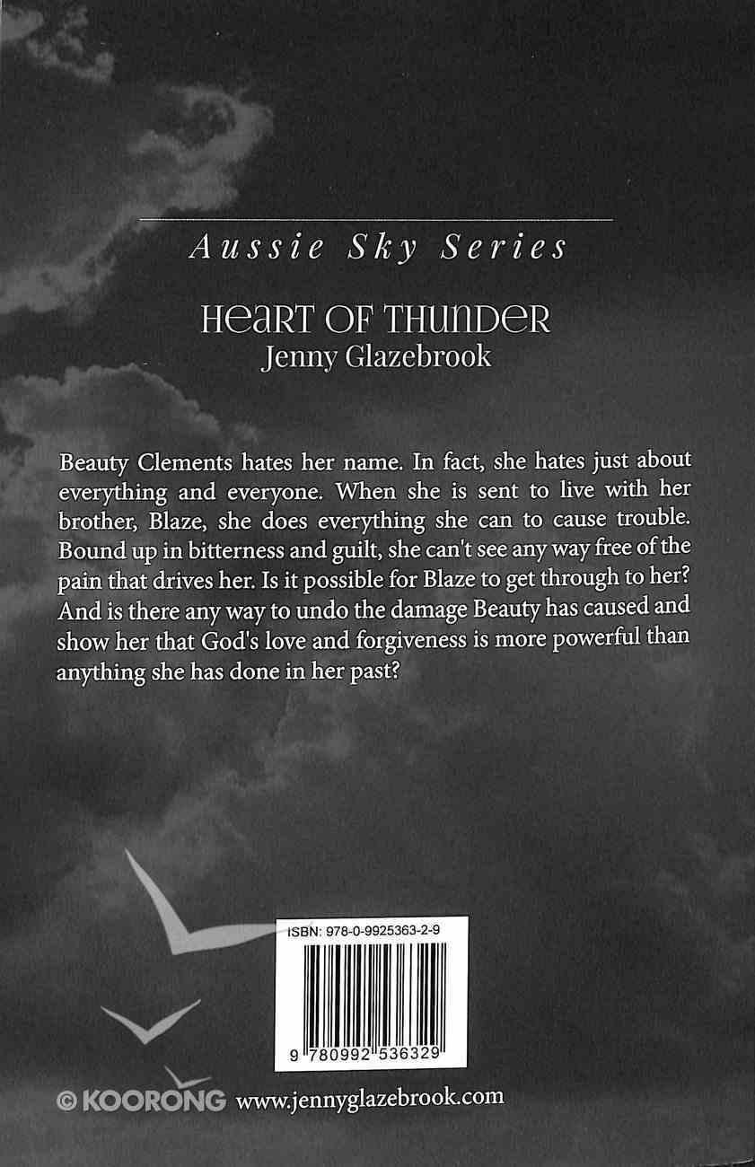 Heart of Thunder (#02 in Aussie Sky Series) Paperback