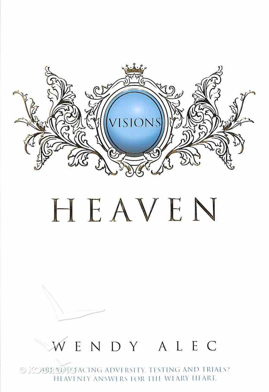 Visions From Heaven Paperback