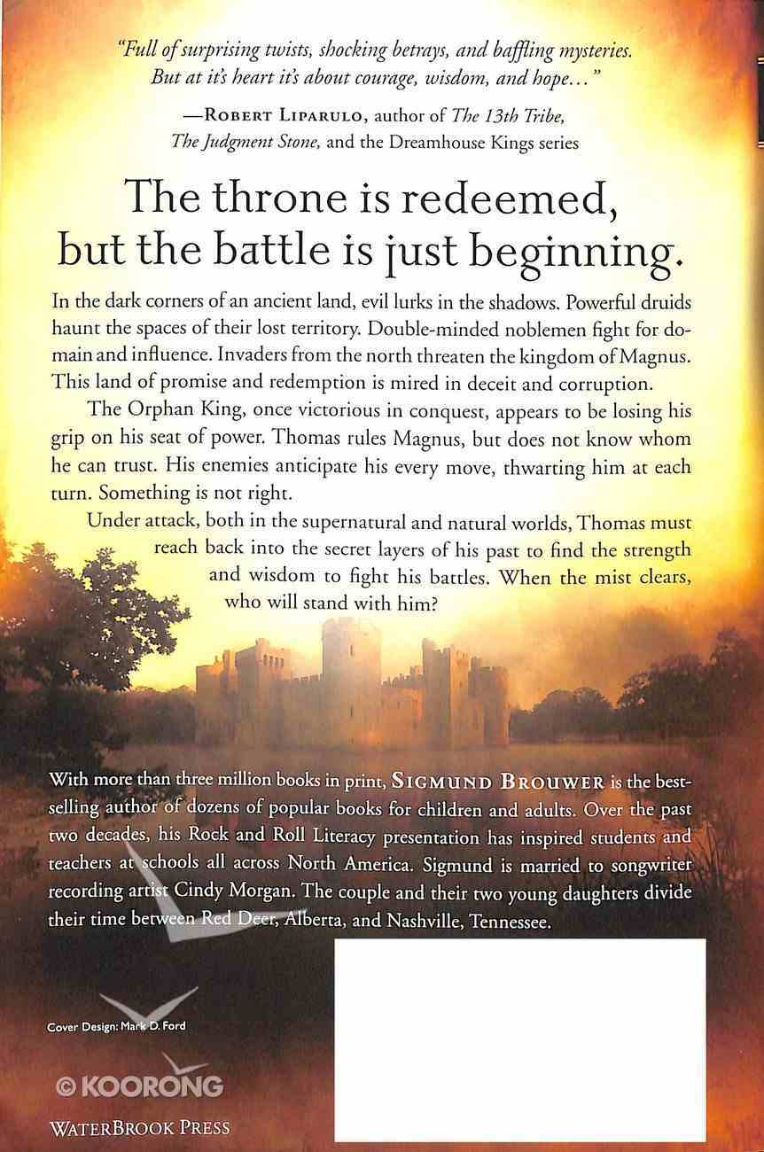 Fortress of Mist (#02 in Merlin's Immortals Series) Paperback