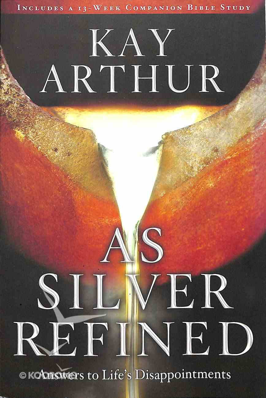 As Silver Refined Paperback