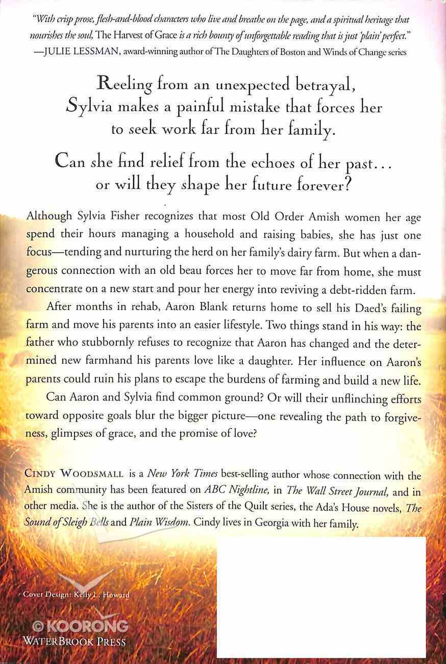 Harvest of Grace (#03 in Ada's House Series) Paperback