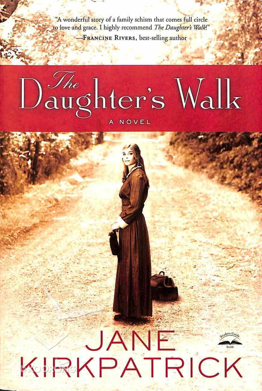 The Daughter's Walk Paperback