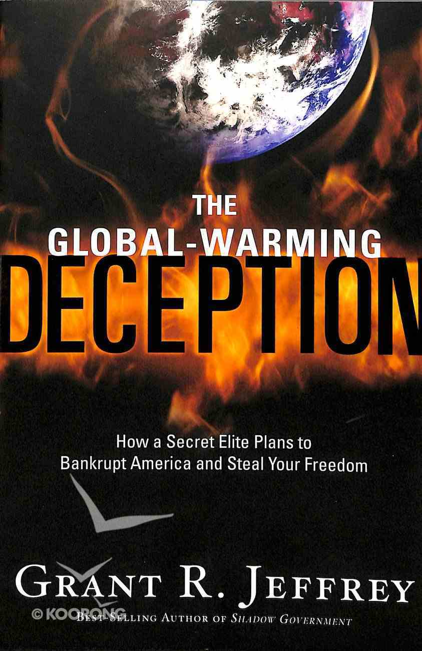 The Global-Warming Deception Paperback
