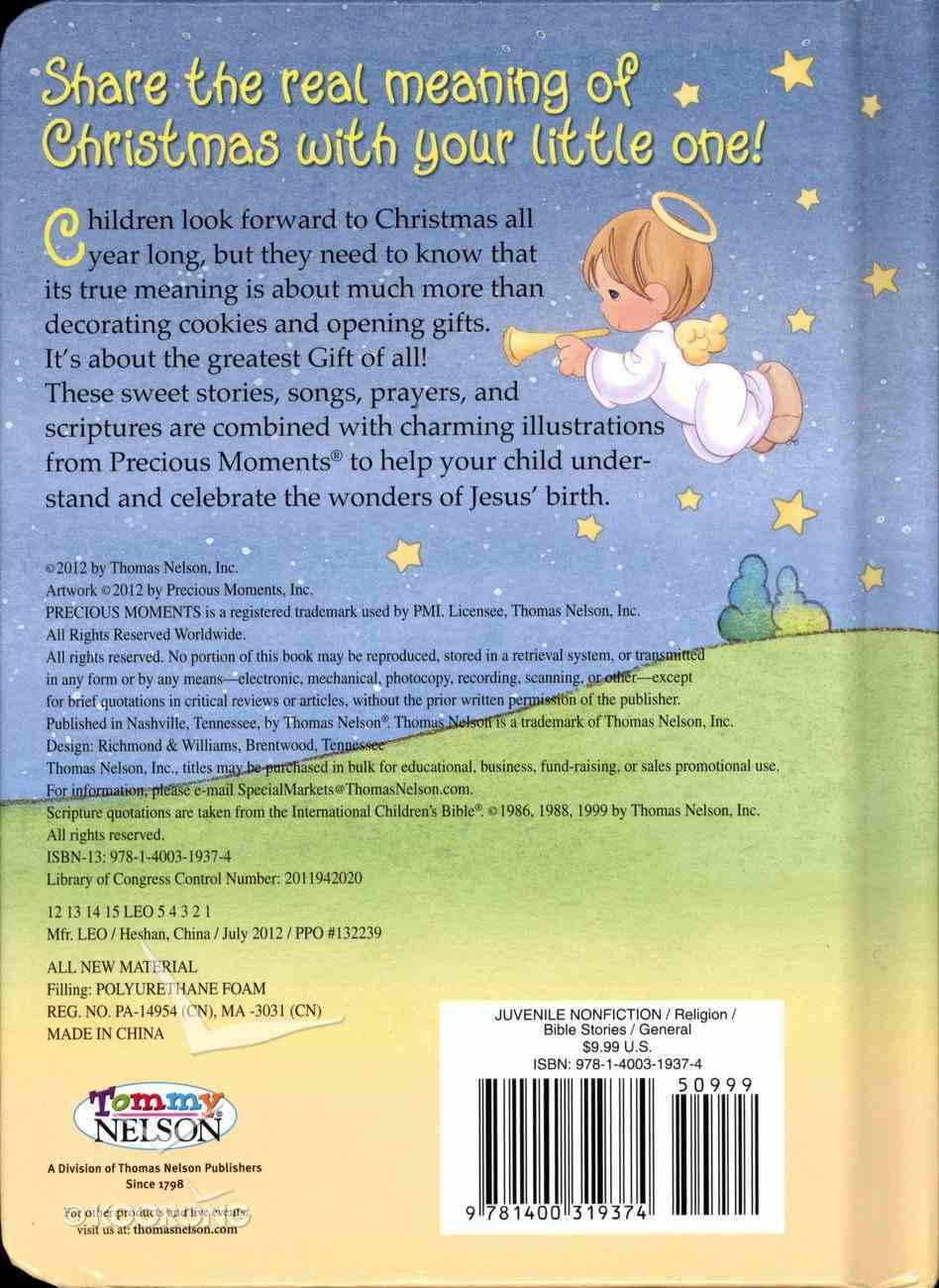 Precious Moments: My Christmas Bible Storybook (Precious Moments Bible Classics Series) Board Book