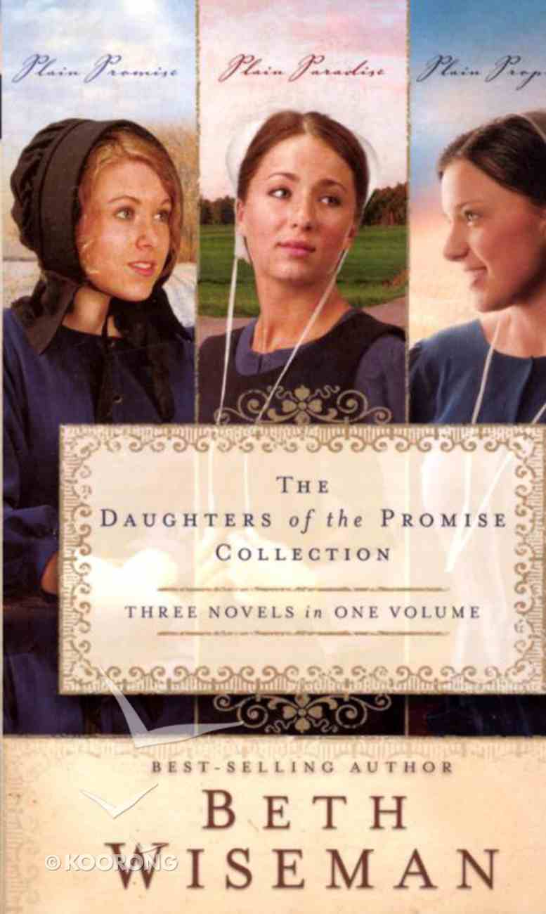 Daughters of the Promise Collection 3in1 (Daughters Of Promise Series) Paperback