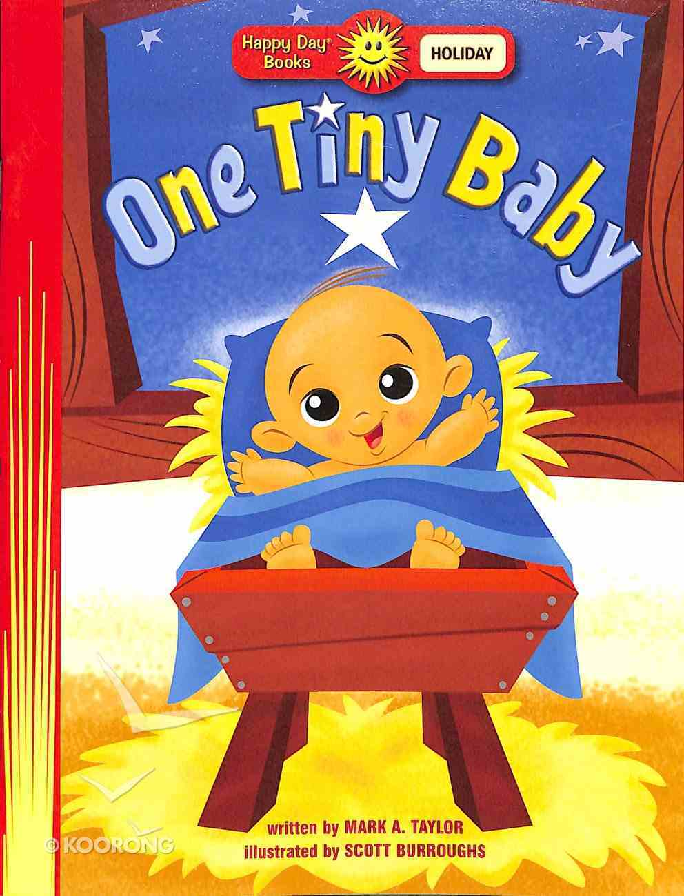 One Tiny Baby (Happy Day Series) Paperback