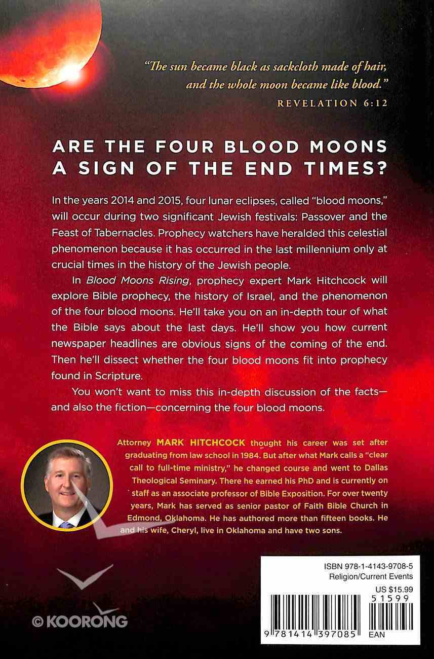 Blood Moons Rising Paperback