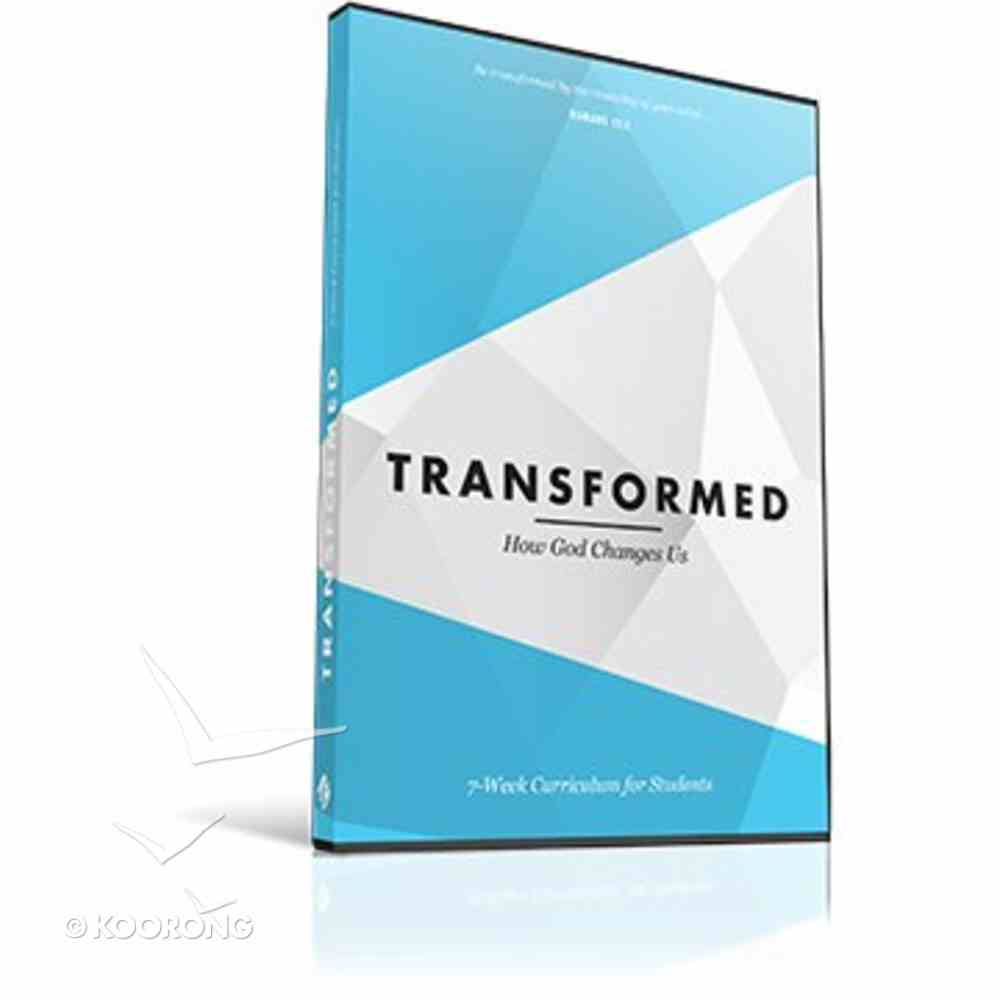 Youth Teaching DVD (Transformed Campaign Series) DVD