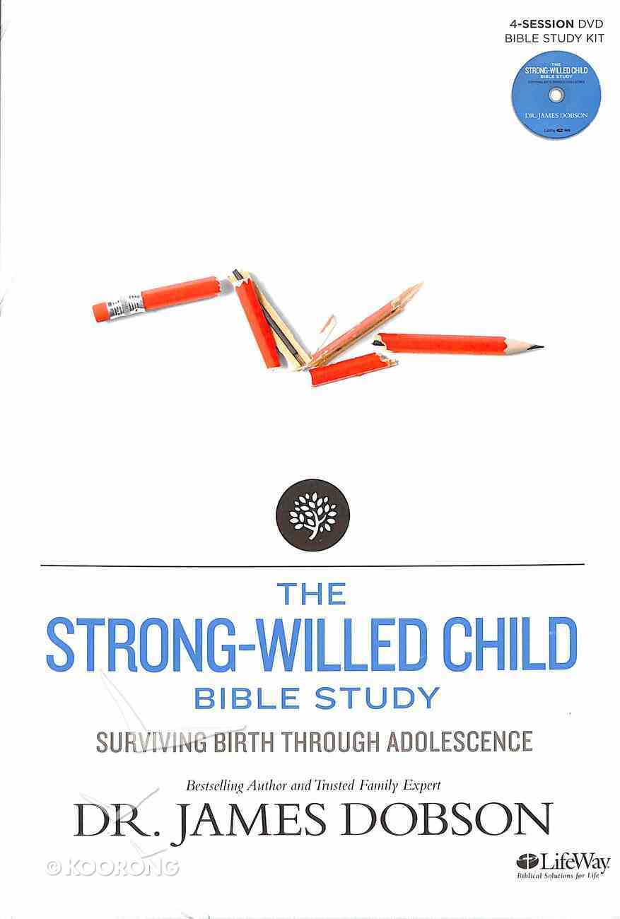 Strong-Willed Child Bible Study (Leader Kit) Paperback