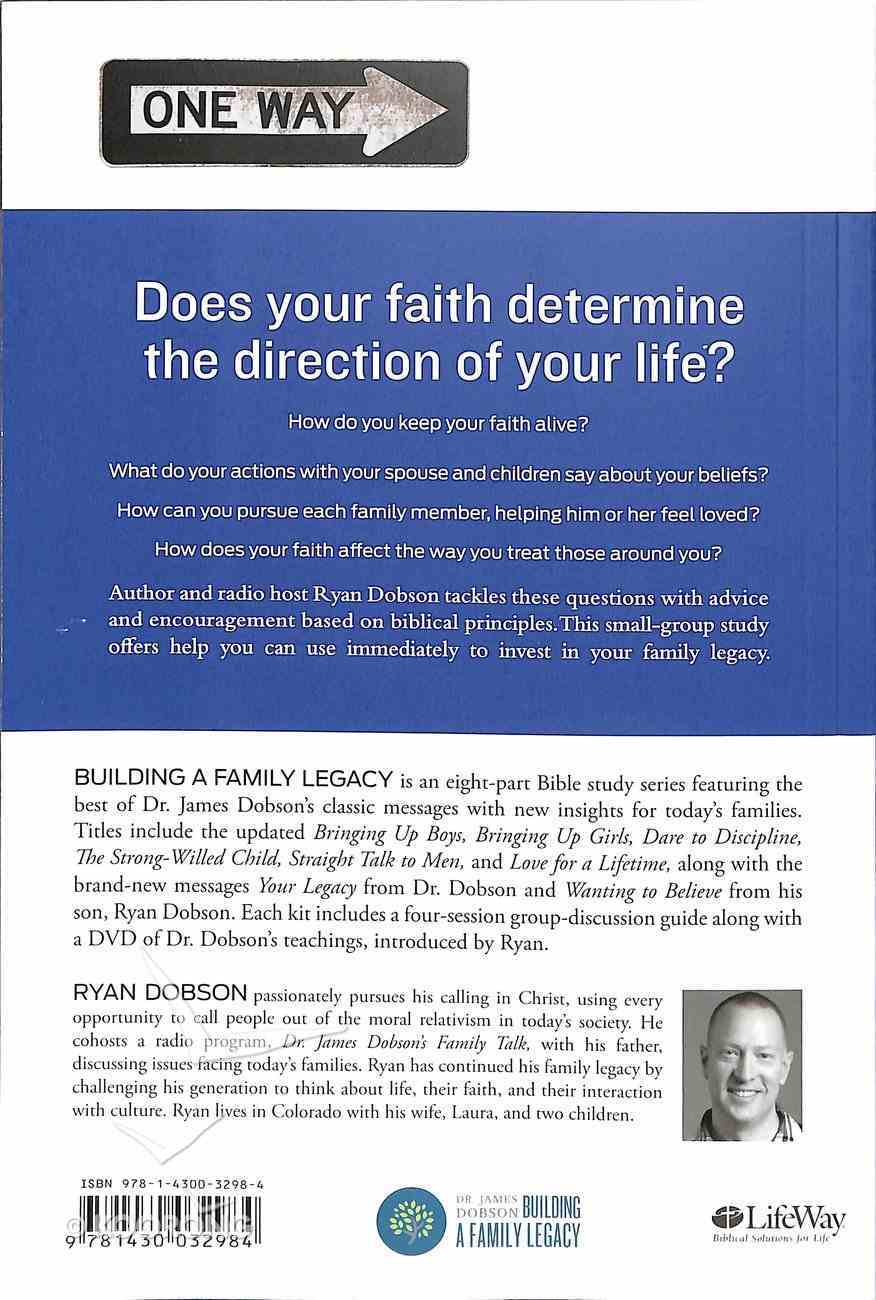 Wanting to Believe Bible Study (Member Book) Paperback