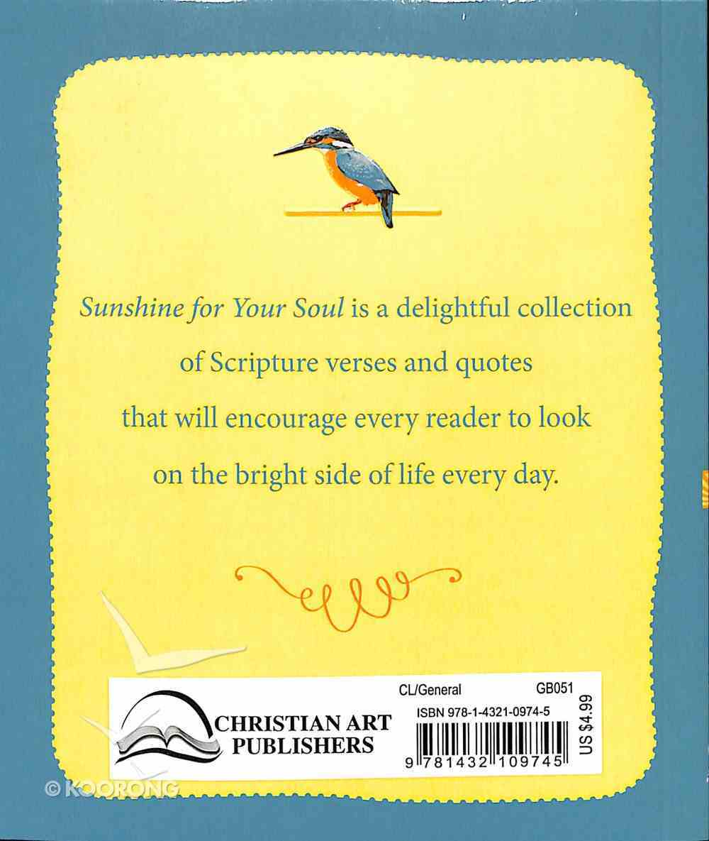 Sunshine For Your Soul Paperback