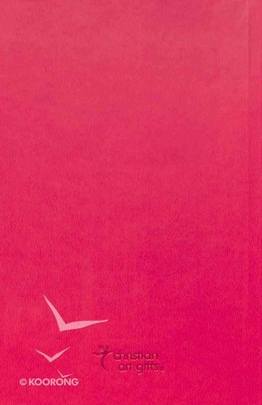 Love (Pink Luxleather) (Daily Inspirations Series) Imitation Leather