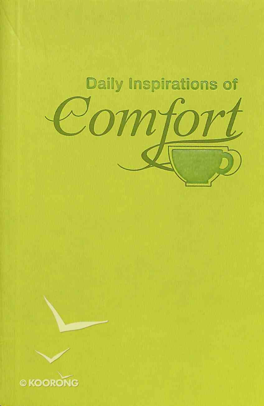 Comfort (Lime Green Luxleather) (Daily Inspirations Series) Imitation Leather