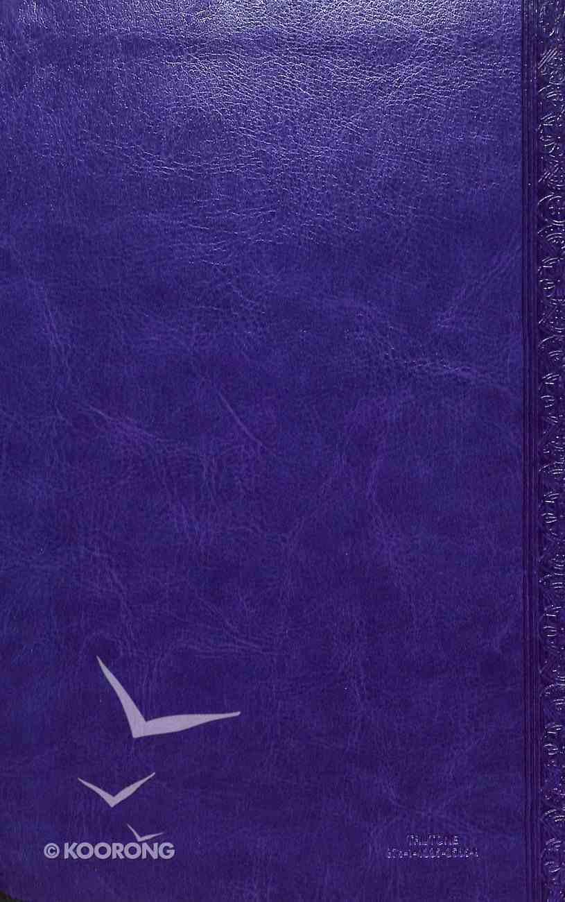 ESV Gods Girl Bible Purple Trutone Imitation Leather