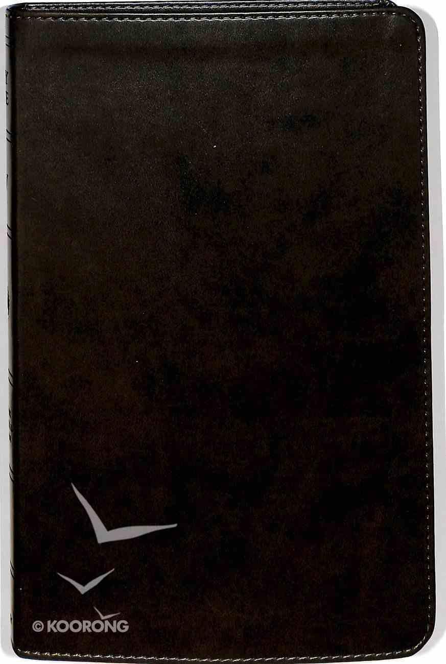 ESV Thinline Bible Trutone Olive Imitation Leather