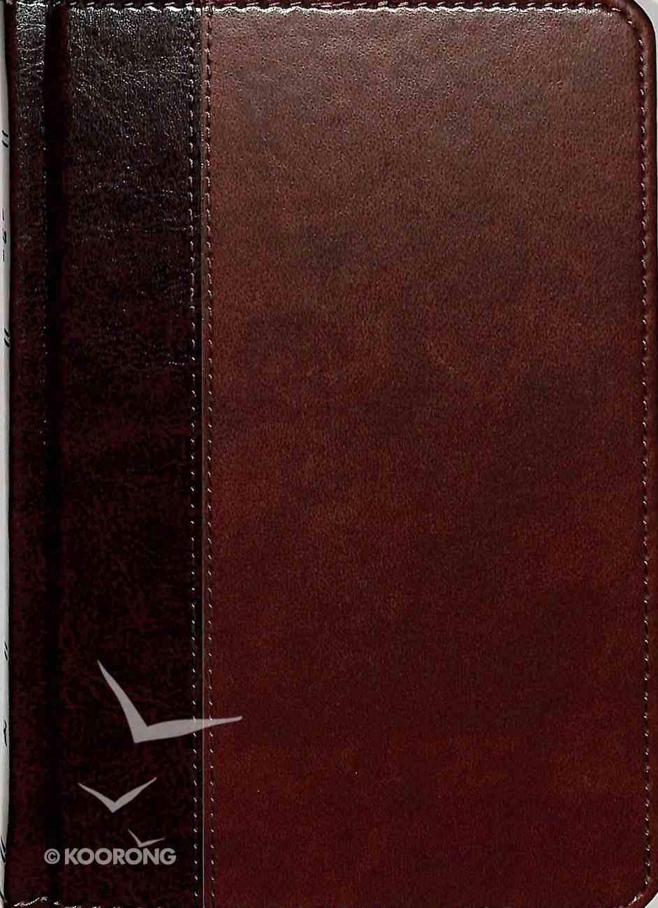ESV Psalms Brown/Walnut Timeless Design (Black Letter Edition) Hardback