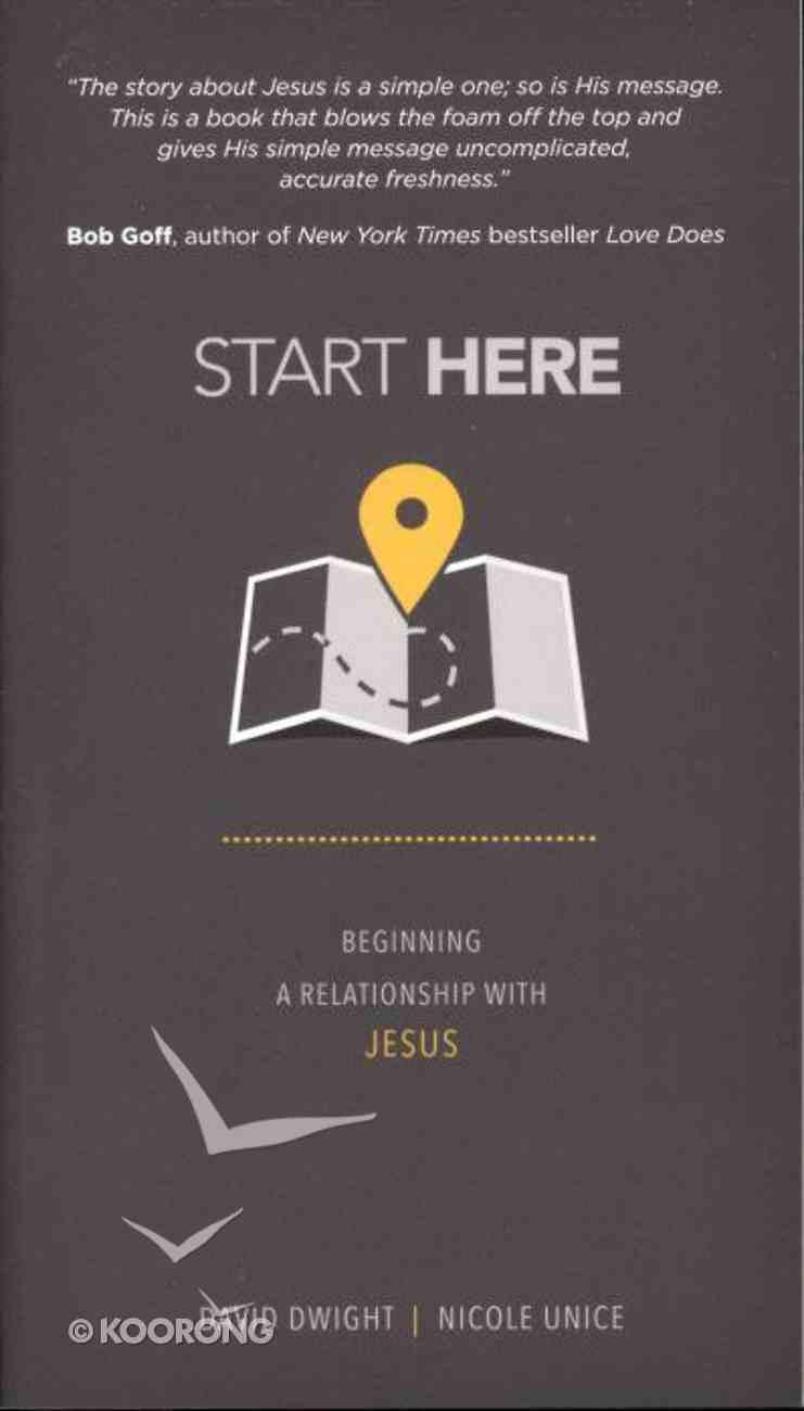 Start Here Paperback