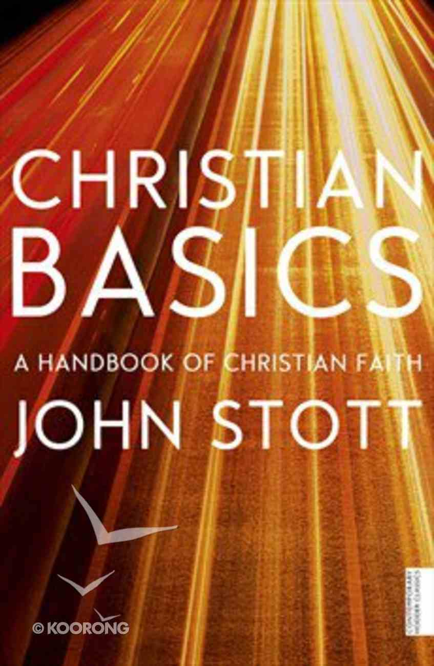 Christian Basics Paperback