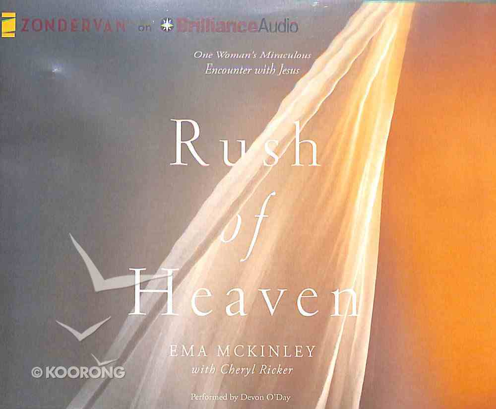 Rush of Heaven (Unabridged, 8 Cds) CD