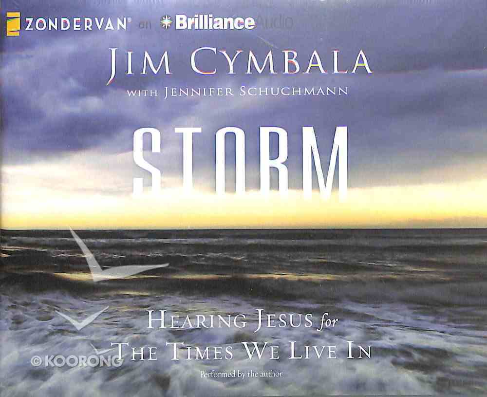 Storm (Unabridged, 8cds) CD