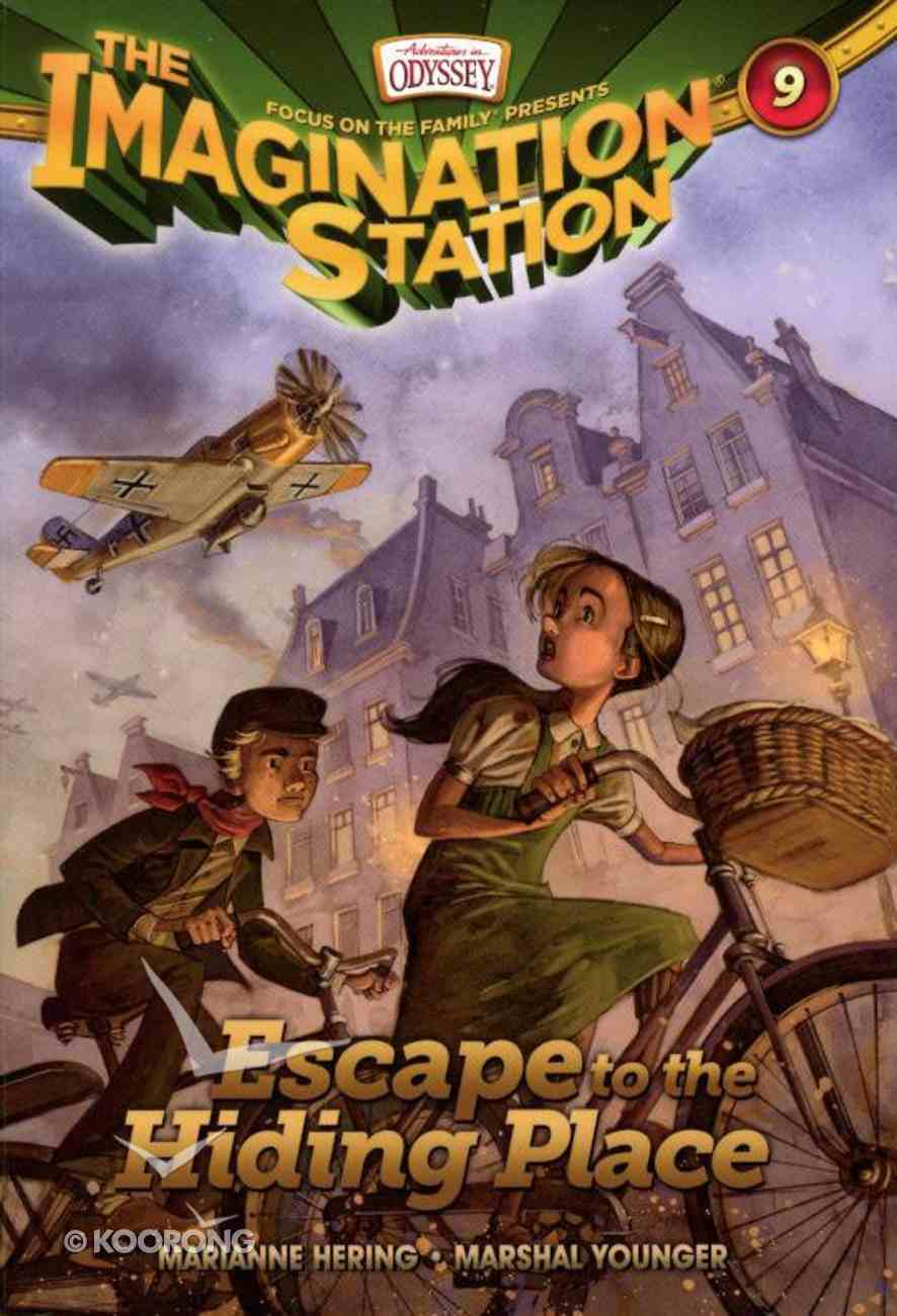 Aio Imagination Station: 3 Pack (Volume 7-9) (Adventures In Odyssey Imagination Station (Aio) Series) Pack