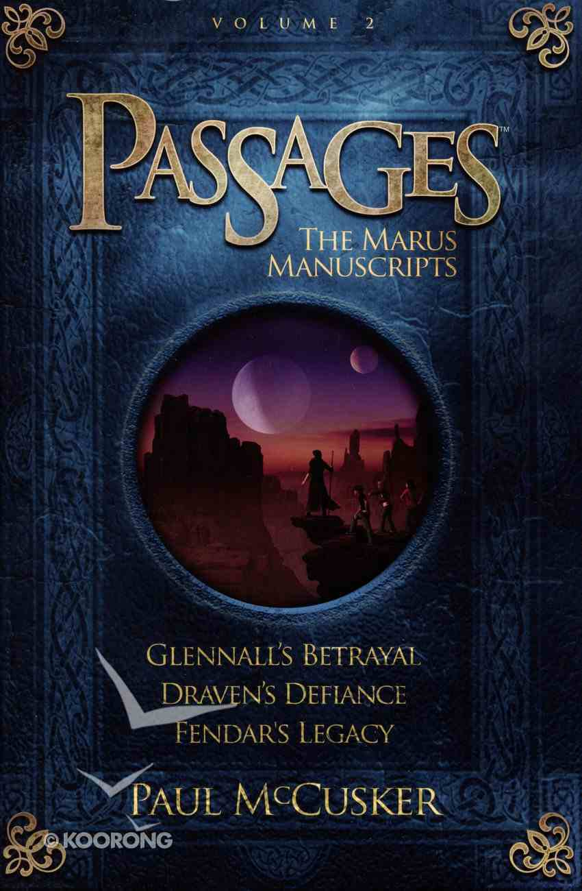 Passages (Marus Manuscripts) (#02 in Adventures In Odyssey Passages Series) Paperback