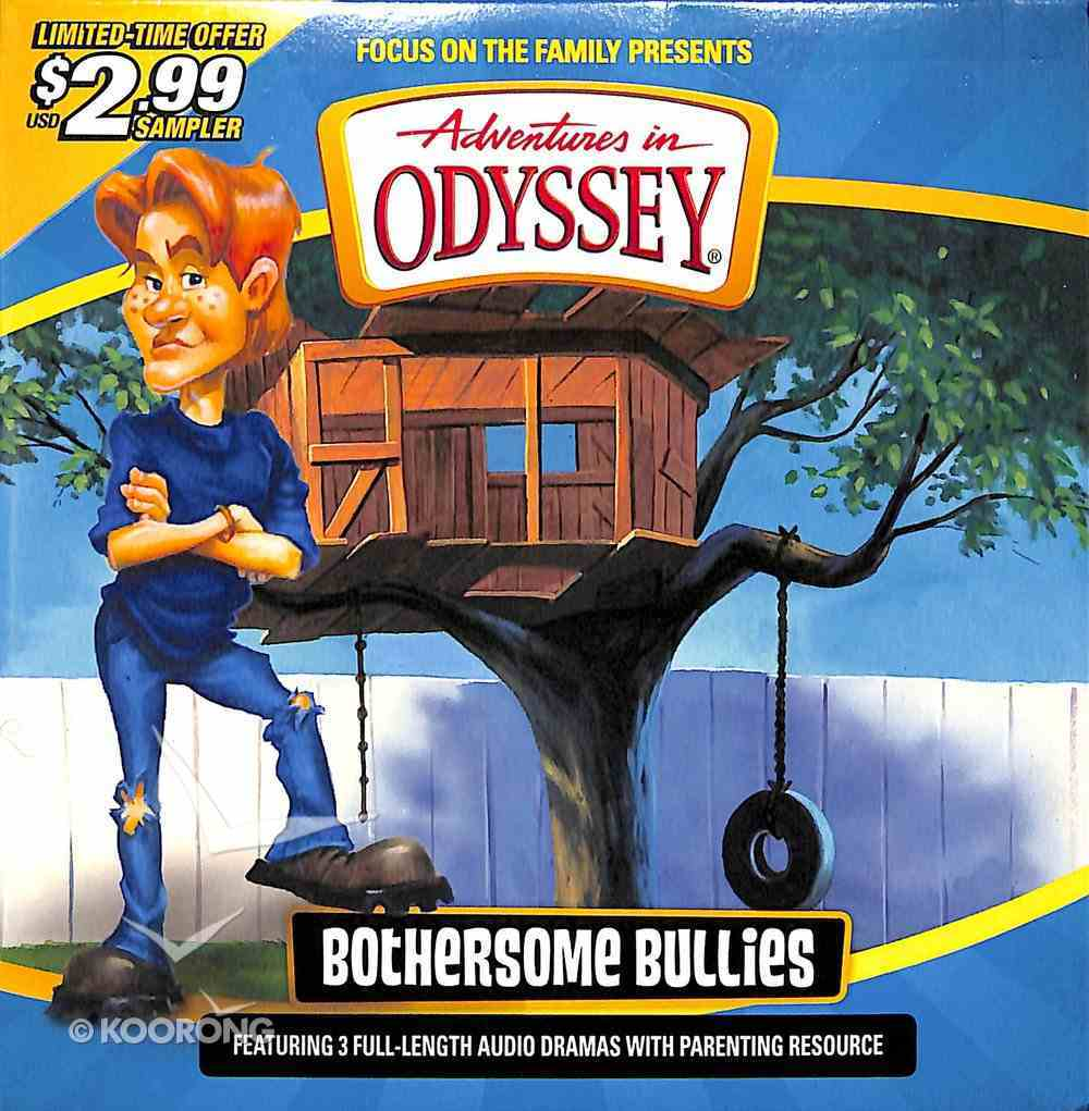 Aio Sampler: Bothersome Bullies (Adventures In Odyssey Audio Series) CD