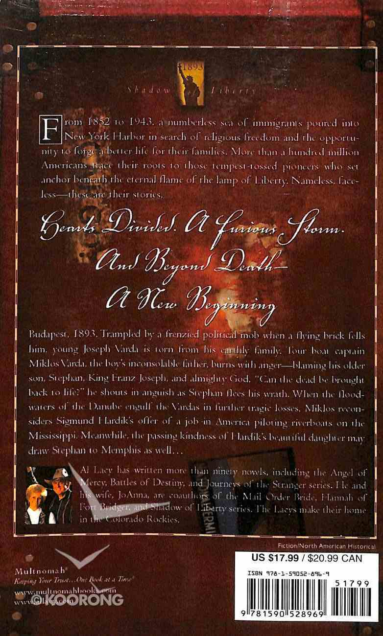 Undying Love (#4 in Shadow Of Liberty Series) Paperback