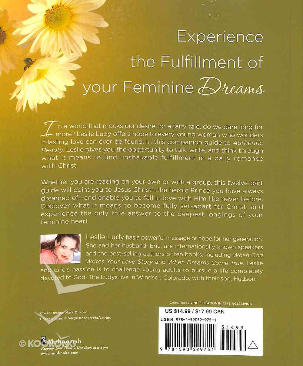 Authentic Beauty (Study Guide) Paperback