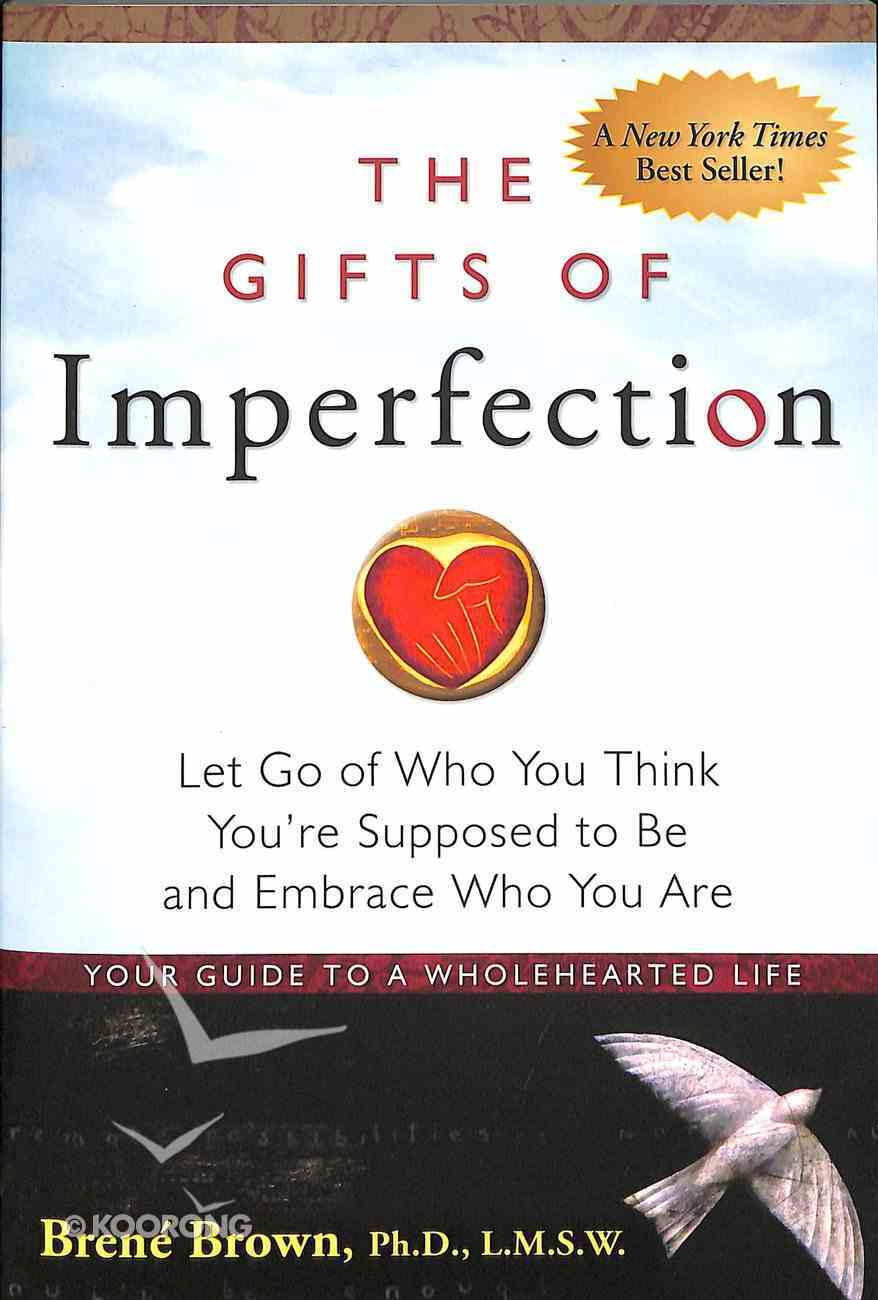 The Gifts of Imperfection Paperback