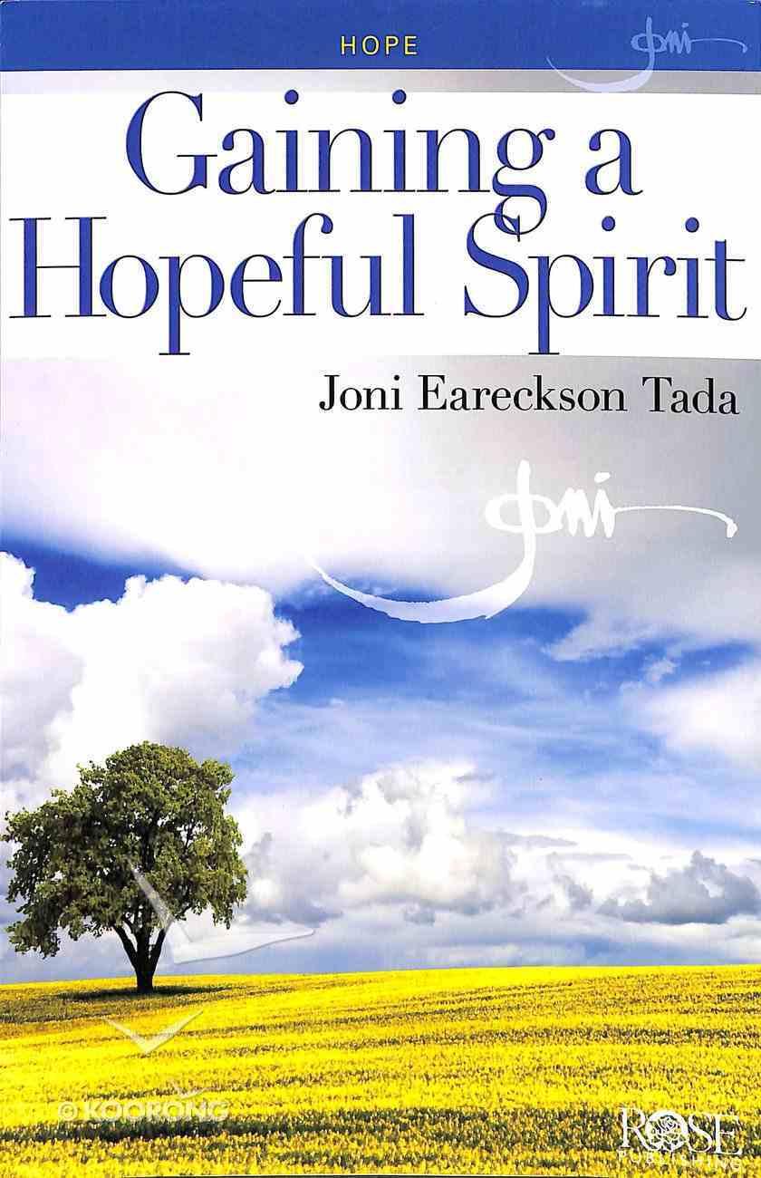Hope: Gaining a Hopeful Spirit (Rose Guide Series) Pamphlet