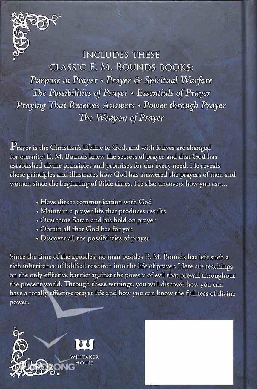 Bounds: Collected Works on Prayer Hardback