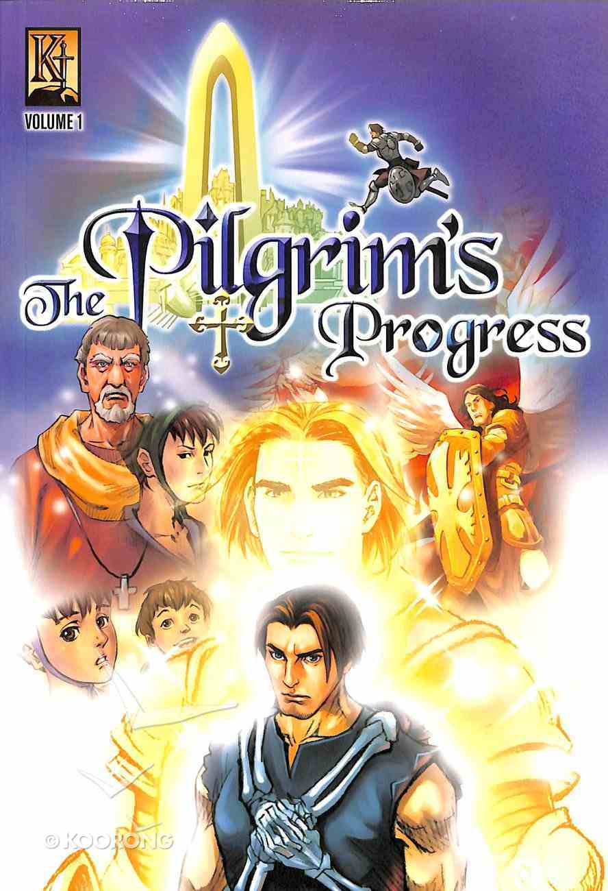 Pilgrim's Progress Comic Book #01 (Kingstone Graphic Novel Series) Paperback