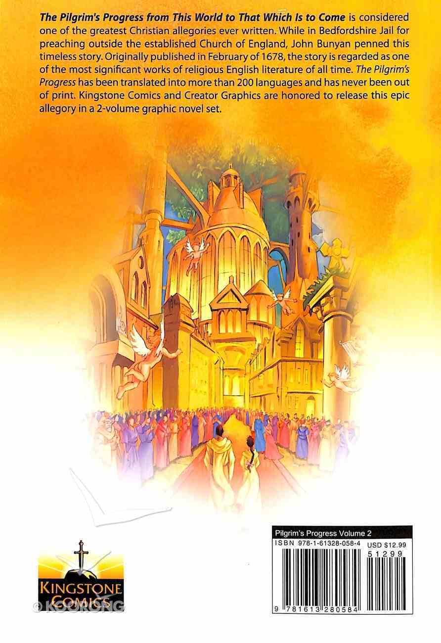 Pilgrim's Progress Comic Book #02 (Kingstone Graphic Novel Series) Paperback