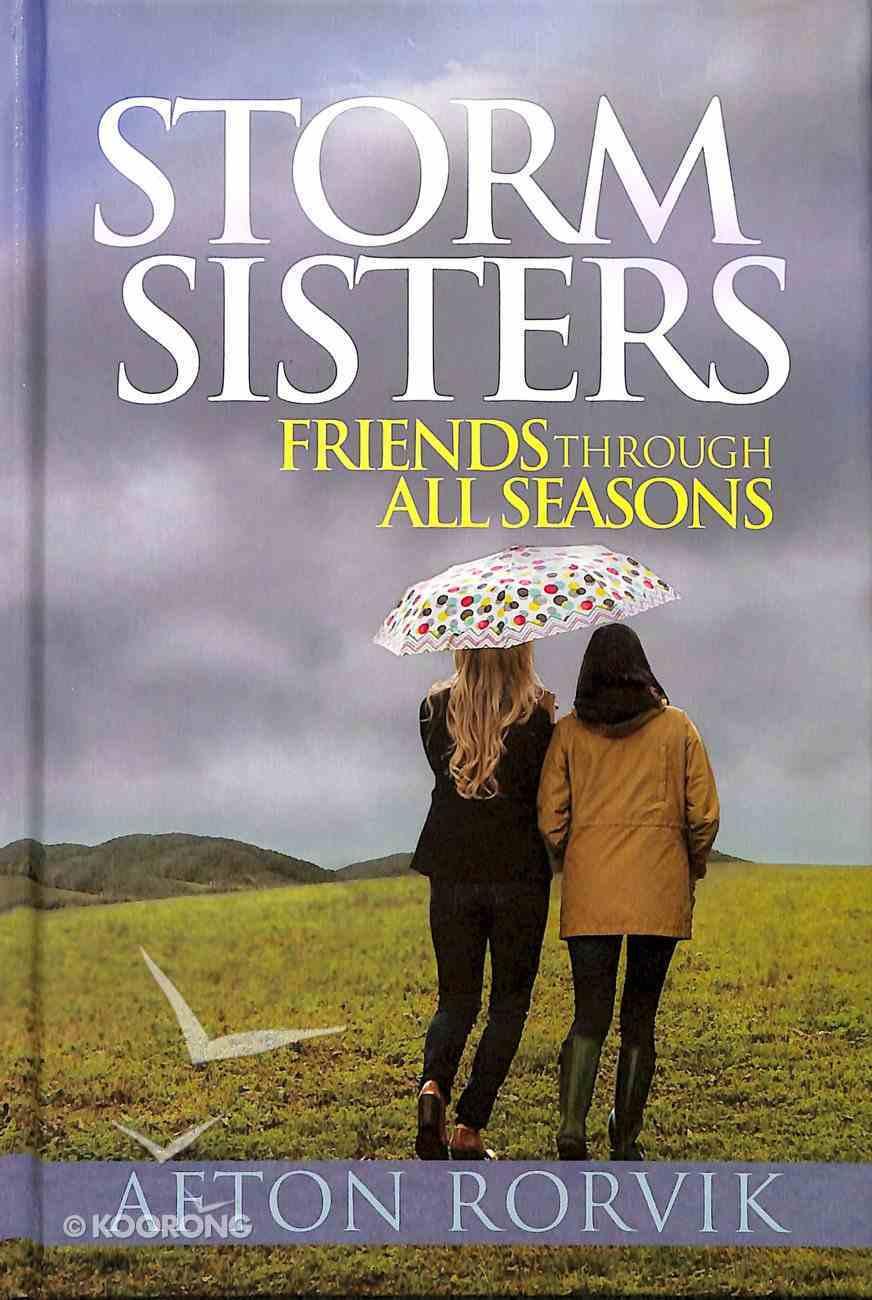 Storm Sisters Hardback