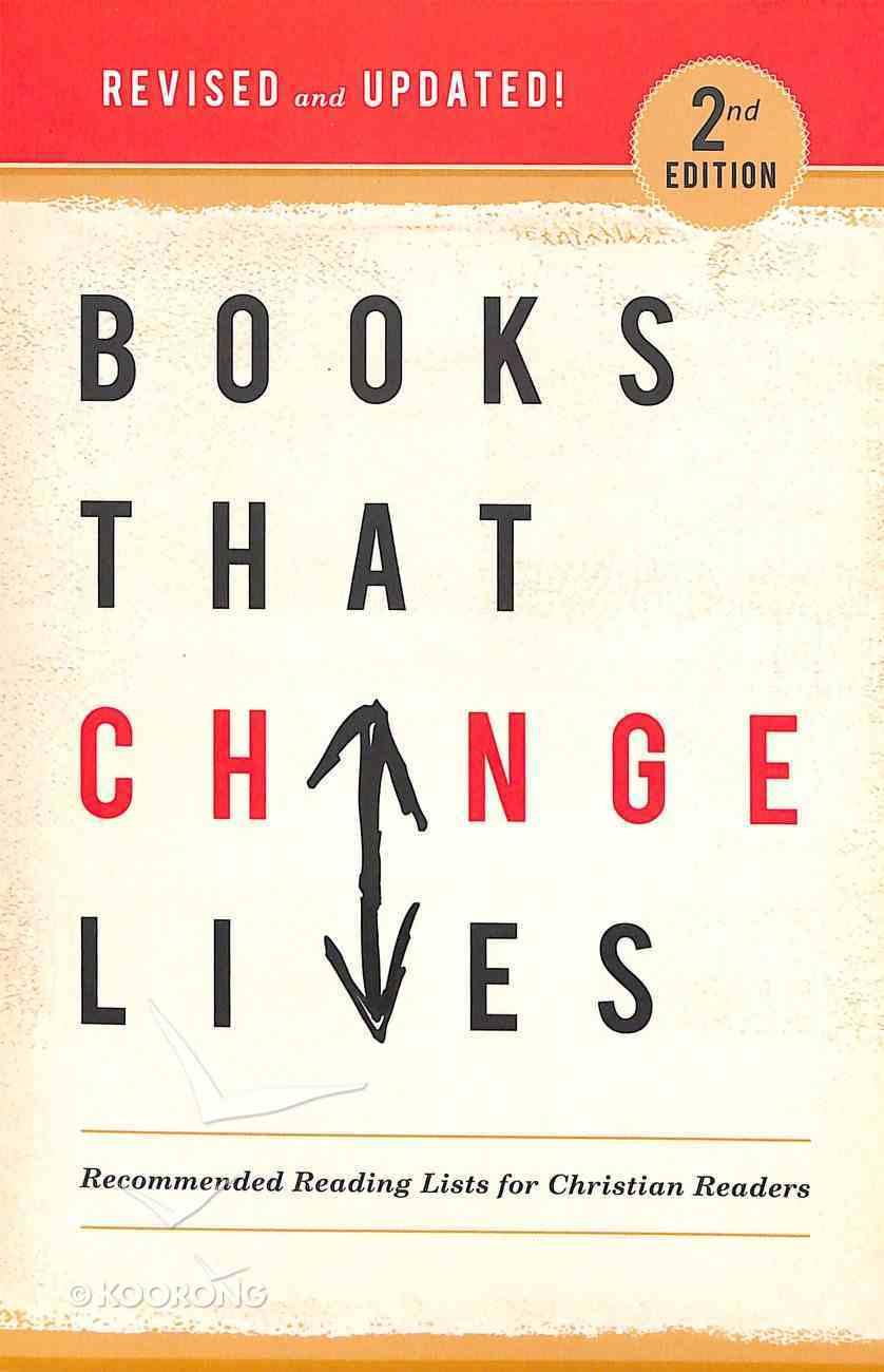Books That Change Lives Paperback