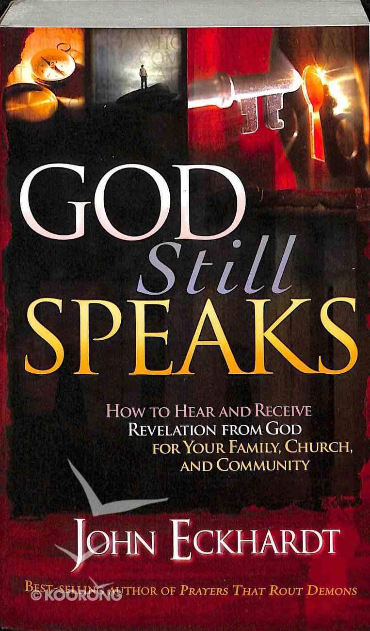 God Still Speaks Mass Market